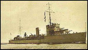 HMS Broke (D83) httpsuploadwikimediaorgwikipediaenthumbe