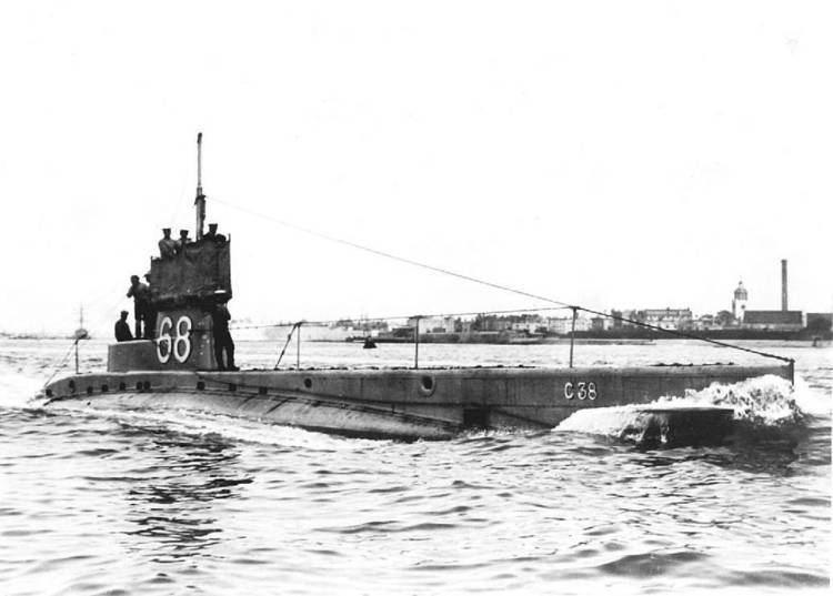 HMS C18