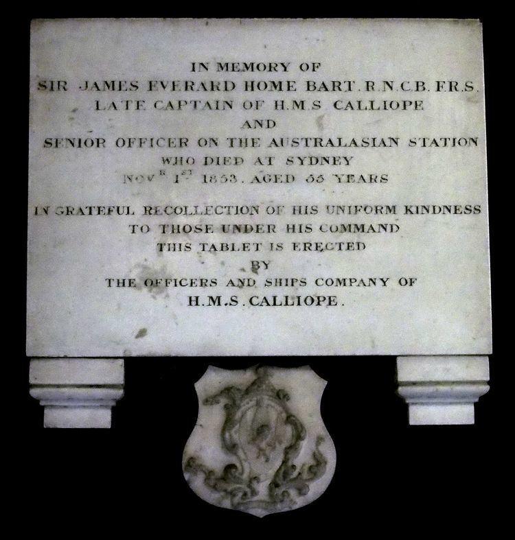 HMS Calliope (1837)