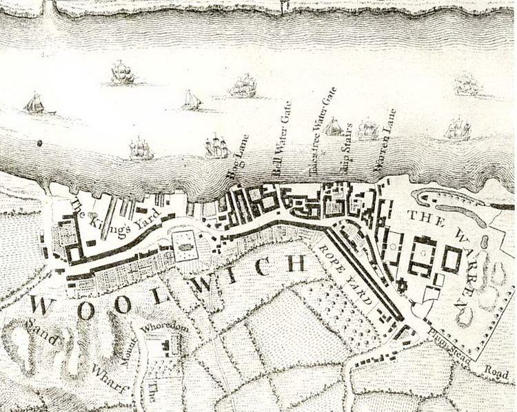 HMS Cambridge (1695)