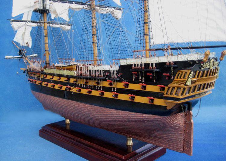 HMS Captain (1787) wwwmodelshipmastercomproductstallshipsCAPTAI