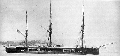 HMS Captain (1869) HMS Captain 1869 Wikipdia