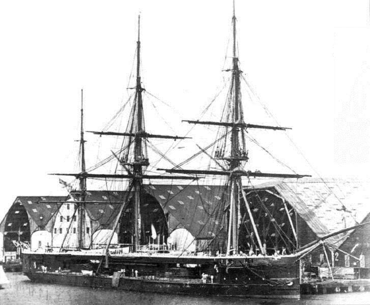 HMS Captain (1869) wwwgalicianshipwreckscomFinisterreShipWreckswp