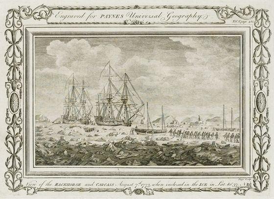 HMS Carcass (1759)