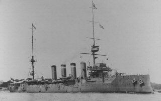 HMS Carnarvon Devonshire Class Cruisers of the Royal Navy