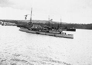 HMS Champion (1915) httpsuploadwikimediaorgwikipediacommonsthu