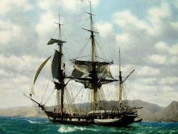 HMS Chanticleer (1808) wwwhistarmarcomarAntartidaBuquesAntarticosLo