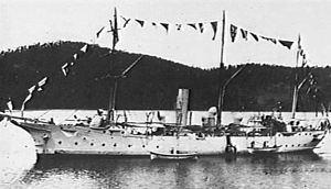 HMS Clio (1903) httpsuploadwikimediaorgwikipediacommonsthu