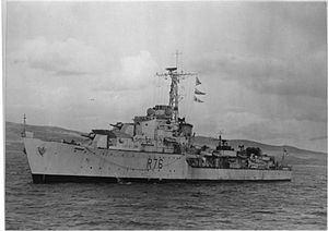 HMS Consort (R76) httpsuploadwikimediaorgwikipediacommonsthu