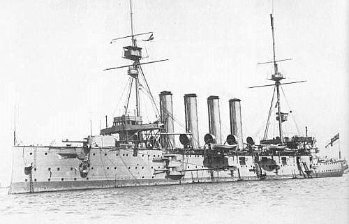 HMS Cressy (1899) HMS Cressy