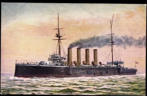 HMS Cressy (1899) Fighting Ships