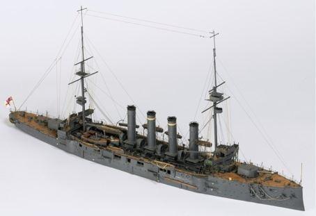 HMS Cressy (1899) HMS Cressy Live Bait Squadron