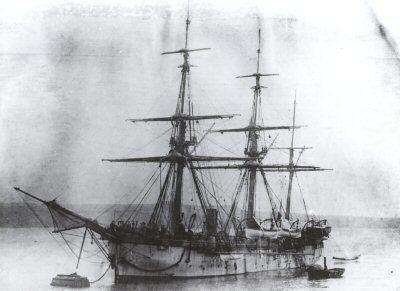 HMS Daring (1874)