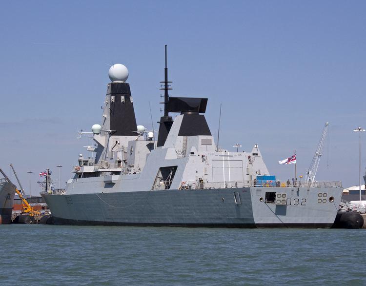 HMS Daring (D32) FileHMS Daring D32jpg Wikimedia Commons