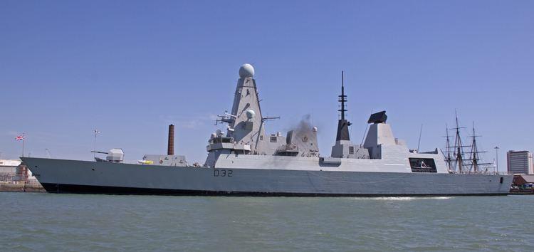 HMS Daring (D32) FileHMS Daring D32 1jpg Wikimedia Commons