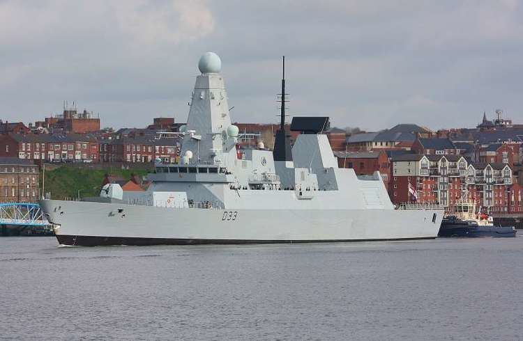 HMS Dauntless (D33) HMS DAUNTLESS D33 IMO 4907751 ShipSpottingcom Ship Photos and