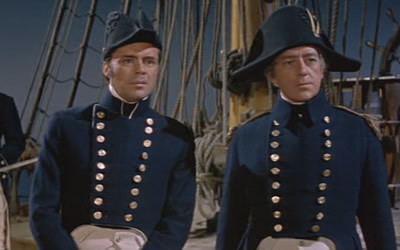H.M.S. Defiant HMS Defiant 1962 starring Alec Guinness Dirk Bogarde Maurice