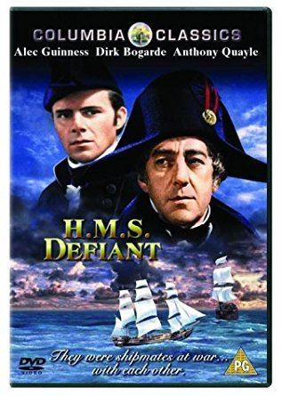 H.M.S. Defiant HMS Defiant DVD 2002 Amazoncouk Alec Guinness Dirk Bogarde