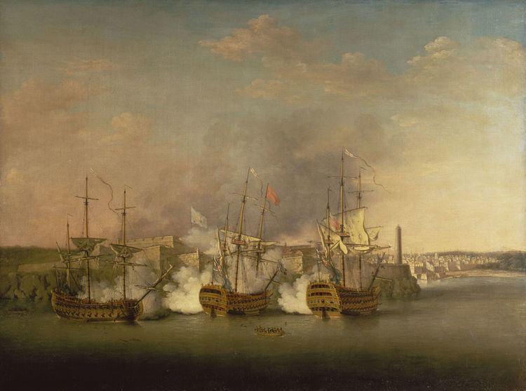 HMS Dragon (1760)