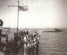 HMS E11 httpsuploadwikimediaorgwikipediacommonsthu