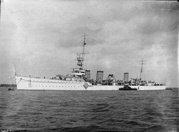 HMS Emerald (D66) httpsuploadwikimediaorgwikipediacommons55
