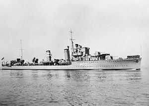 HMS Encounter (H10) HMS Encounter H10 Wikipedia