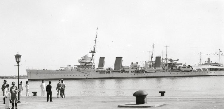 HMS Enterprise (D52) httpsuploadwikimediaorgwikipediacommonsbb