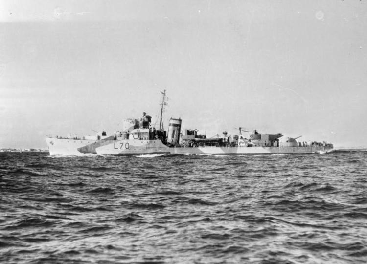 HMS Farndale (L70) httpsuploadwikimediaorgwikipediacommons55