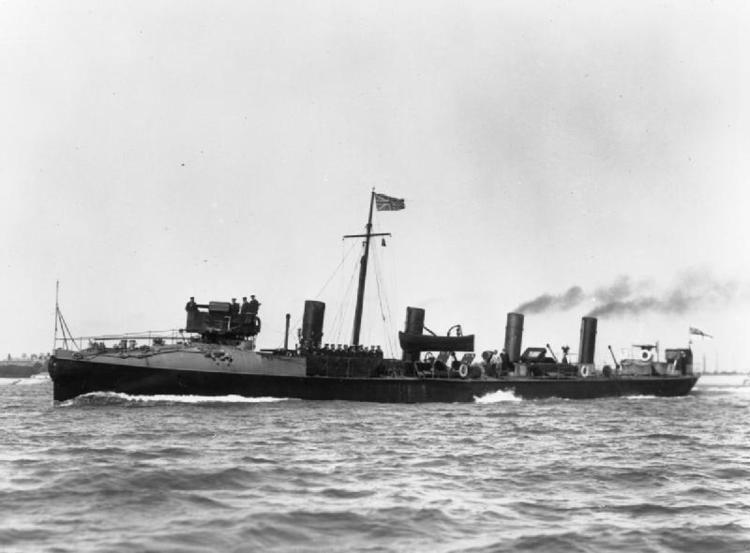 HMS Ferret (1893)