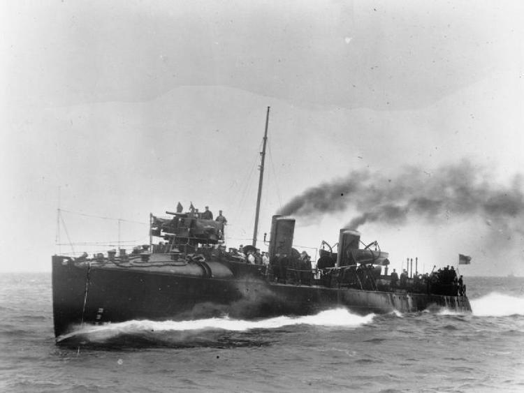 HMS Foam (1896)