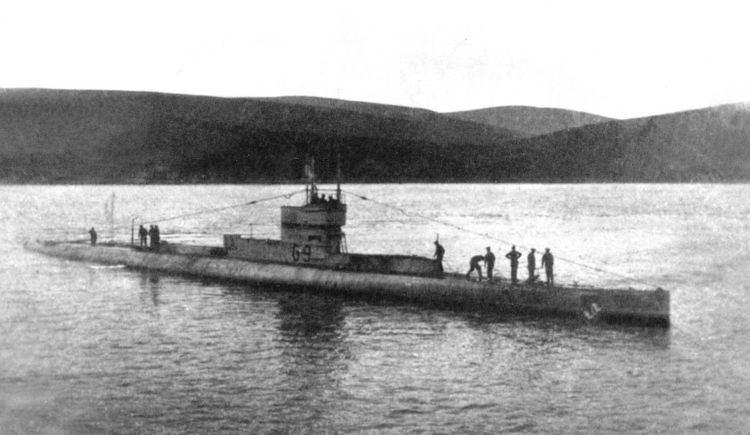 HMS G10