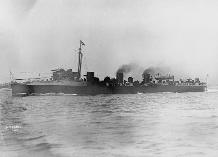 HMS Gipsy (1897)