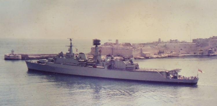 HMS Glamorgan (D19) HMS Glamorgan D19 ShipSpottingcom Ship Photos and Ship Tracker
