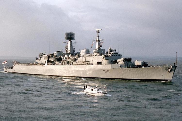 HMS Glamorgan (D19) - Alchetron, The Free Social Encyclopedia
