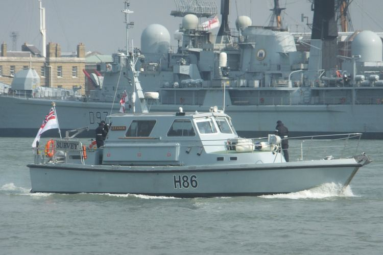 HMS Gleaner (H86) HMS Gleaner H86 ShipSpottingcom Ship Photos and Ship Tracker