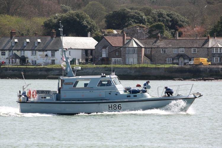 HMS Gleaner (H86) Gleanor Class Wrightys Warships