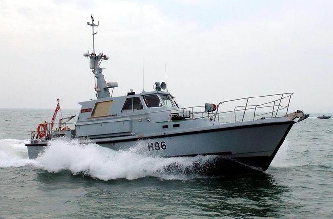 HMS Gleaner (H86) httpsuploadwikimediaorgwikipediacommonsbb