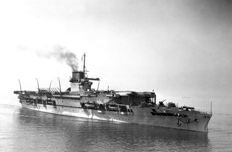 HMS Glorious 8th June 1940 HM Ships Glorious Acasta and Ardent sunk