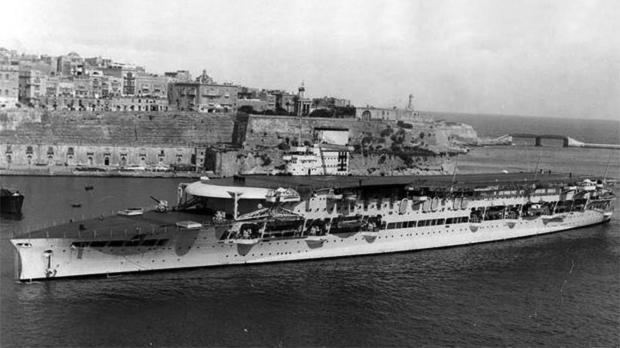 HMS Glorious Times of Malta Mystery surrounds sinking of HMS Glorious 75 years ago