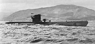 HMS Graph HMS Graph P 715 of the Royal Navy British Submarine of the Type