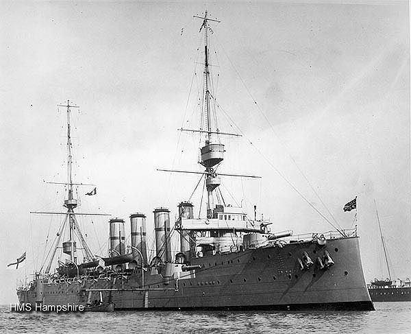 HMS Hampshire (1903) wwwbjentertainmentscoukjsnew20hampshirejpg