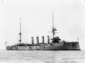 HMS Hampshire (1903) HMS Hampshire 1903 Wikipedia