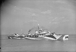HMS Hesperus (H57) HMS Hesperus H57 Wikipedia