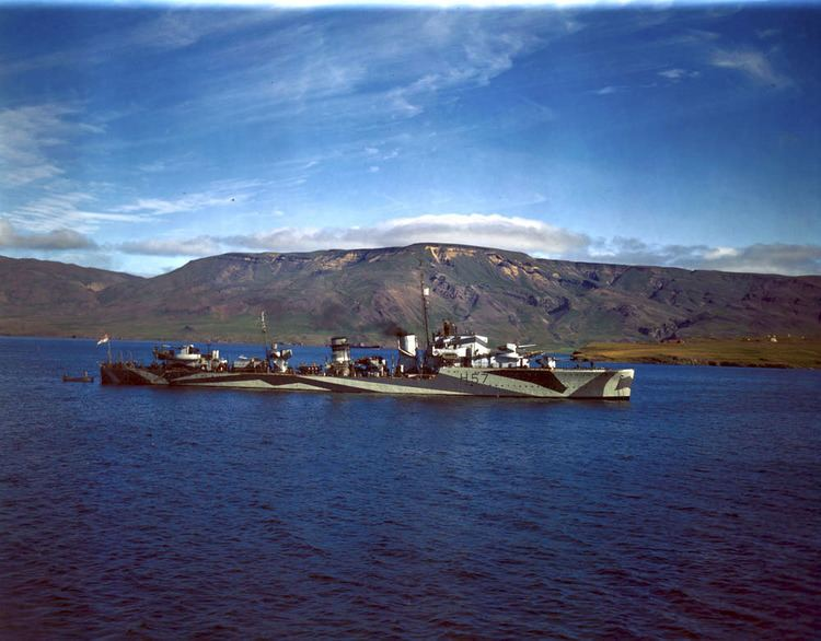 HMS Hesperus (H57) FileHMS Hesperus MIKAN 4821059jpg Wikimedia Commons