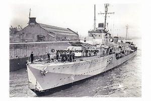 HMS Hesperus (H57) rp17166 Royal Navy Warship HMS Hesperus H57 photo eBay