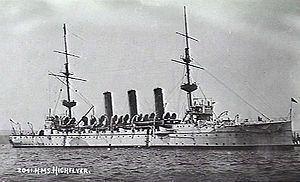 HMS Highflyer (1898) httpsuploadwikimediaorgwikipediacommonsthu