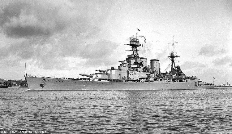 HMS Hood idailymailcoukipix201605241734910E950000