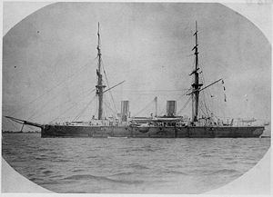 HMS Imperieuse (1883) httpsuploadwikimediaorgwikipediacommonsthu