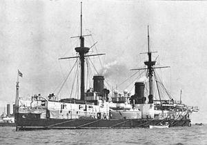 HMS Inflexible (1876) HMS Inflexible 1876 Wikipedia