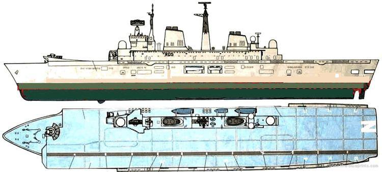 HMS Invincible (R05) TheBlueprintscom Blueprints gt Ships gt Ships UK gt HMS